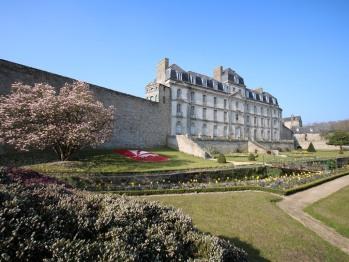 Chateau l'Hermine Vannes