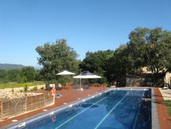 25 metre long pool