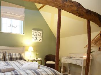The Hayloft, ensuite double room