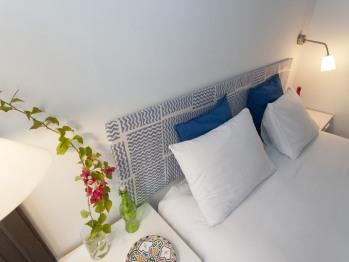 Cuádruple-Estándar-Baño en la habitacion-Balcón