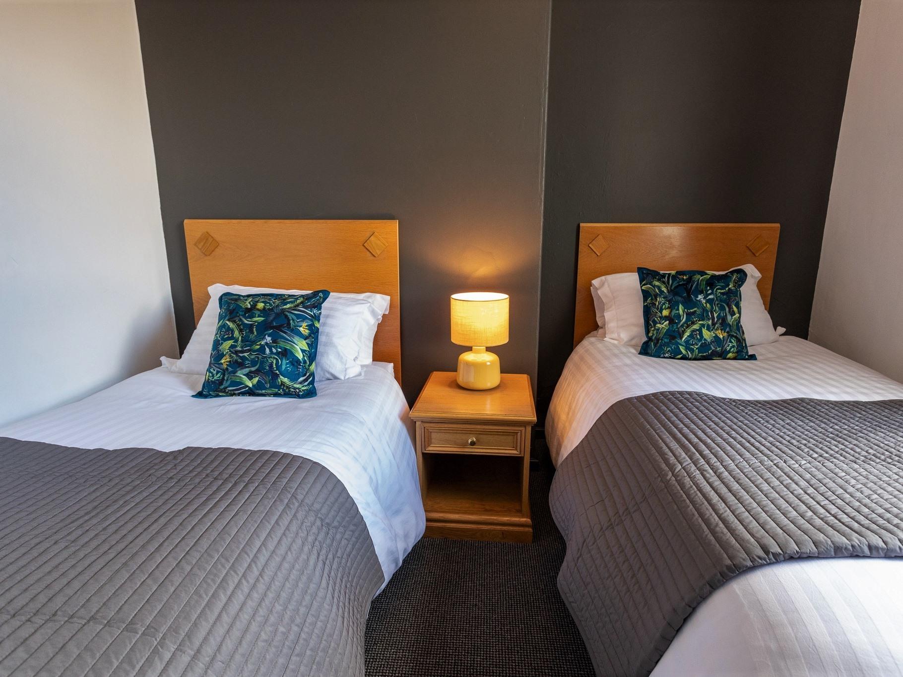 Twin Room - Shared Facilities