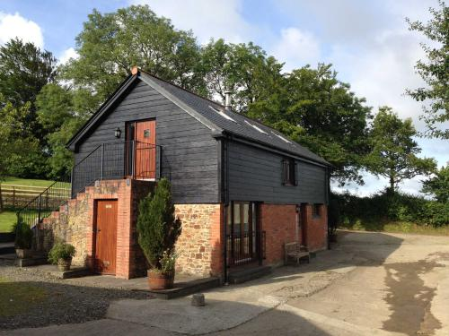 The lovely Barn.