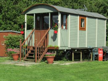 Smithson Farm - Shepherd's Hut