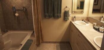Bears Den bathroom bathroom