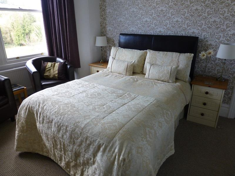 Double room-Superior-Ensuite-Mountain View