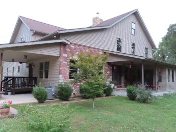 House, Hermann South Bed & Breakfast