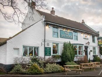 The Bay Horse Inn - Outside Seating