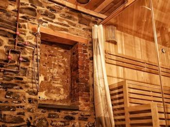 Douche & Sauna