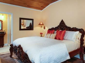 Golden Mango Bed Room