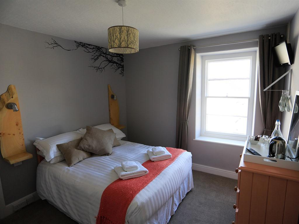 Double room-Deluxe-Ensuite with Shower-Lee