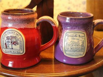 Gift Shop - Mugs, Locally Hand-Made Products, Art Supplies, and More!