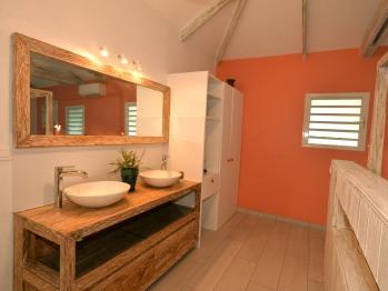 Salle de bains Bungalow BAIE ROSE