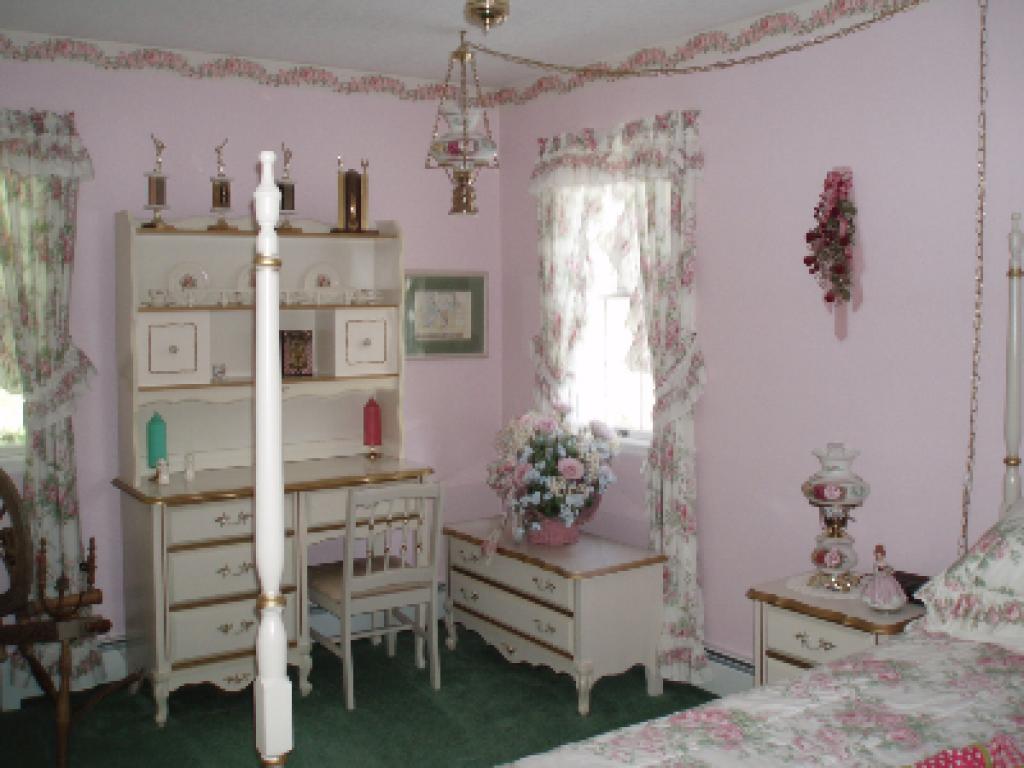 Double room-Ensuite-Standard-Rose Room