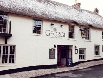 The George Inn -
