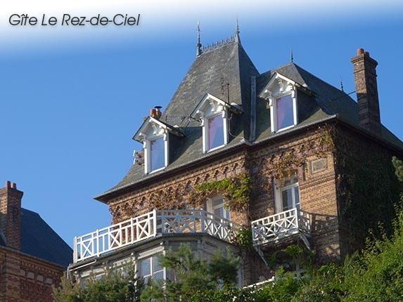 Gite Ciel (Villa Marguerite) - Vue Mer