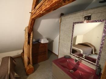 Pastourière salle de bain du haut