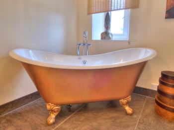 Africa Room Bath