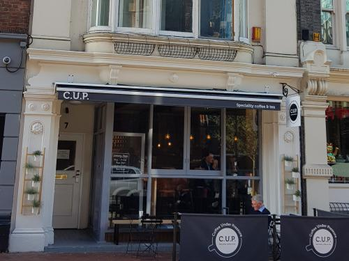 Cafe Front View