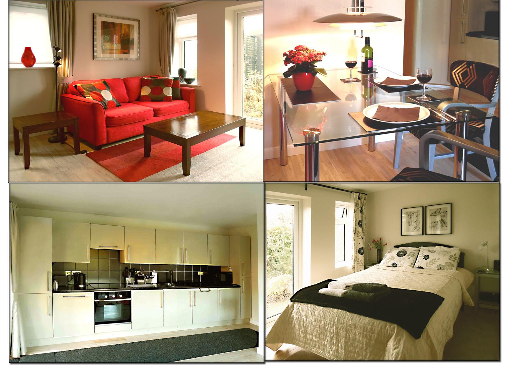 1 Bedroom Garden Cottage - up to 2 people