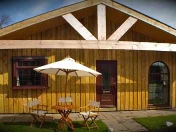 Fram Park - Matfen - 3 bed lodge