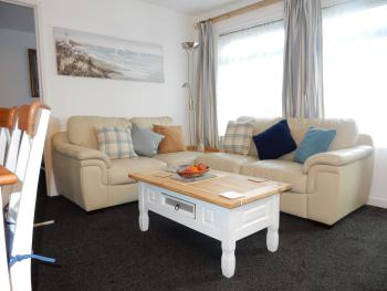 Dartmouth Chalet Holidays - Entire Home,  (2 Bedroom, Bathroom, Kitchen) -Sofa
