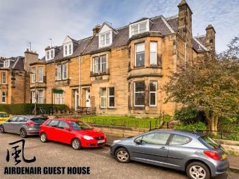 Airdenair Guest House - Exterior View - Entrance