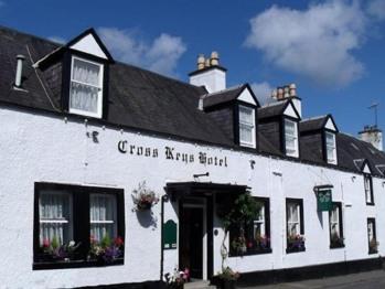 The Cross Keys Hotel -