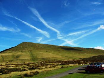Hay Bluff - The Black Mountains