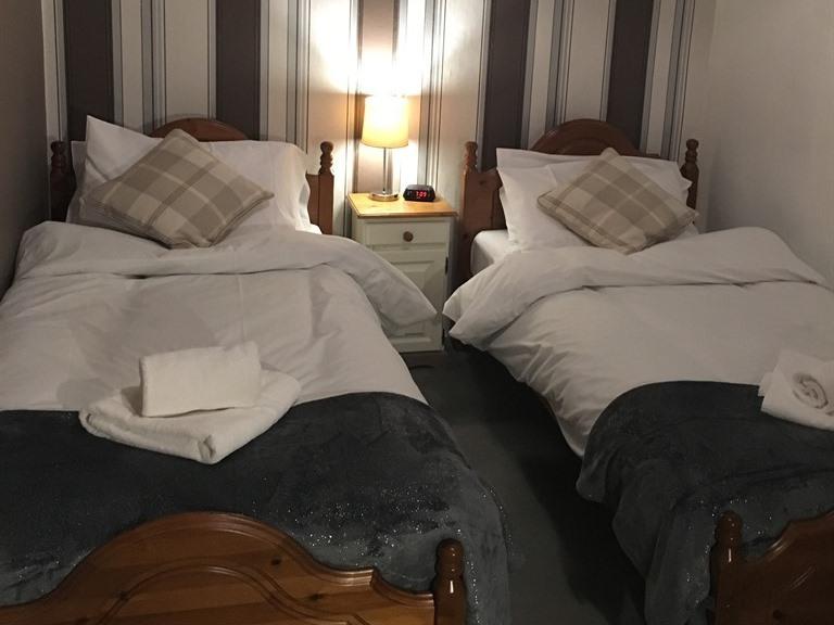 Twin room-Ensuite