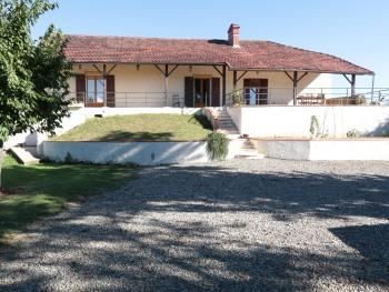 Ancienne Ecole, Cazaux Villecomtal