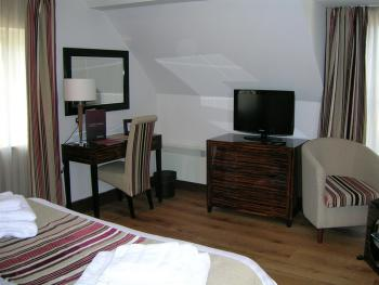 Double room-Deluxe-Ensuite-Oufra -king size