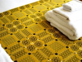 Melin Tregwynt Blanket