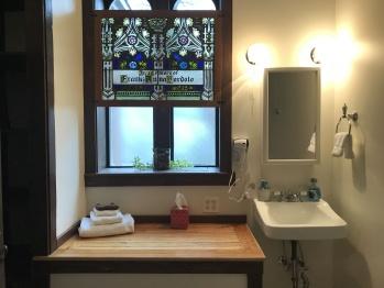 Balcony/Sanctuary Bathroom