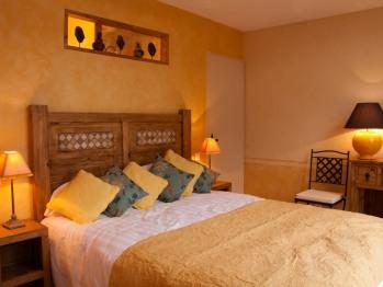 Chambre double grand lit (160)
