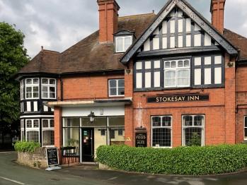 Stokesay Inn -