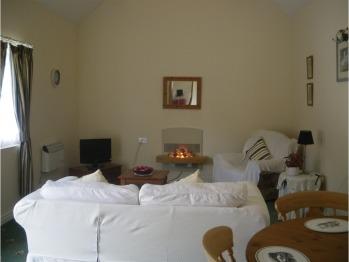 Hen House Interior