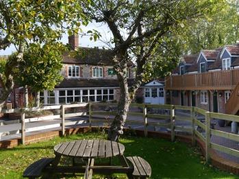 The Dove Inn - Exterior View of The Dove Inn