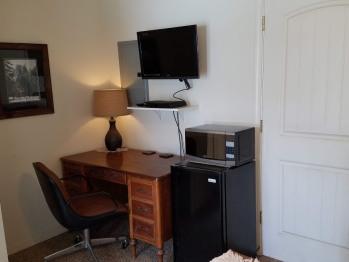 Falls room desk