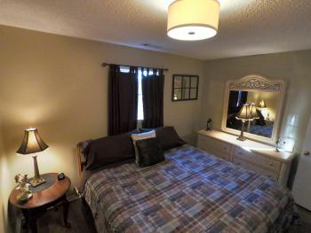 Grand Suite Bedroom #2 (Sleeps 4)