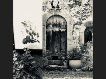 Vue sur la Chapelle, patrimoine historique romain