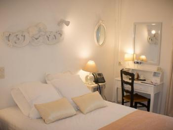 Cari Chambre Confort - Au Clos Paillé - Hôtel Charme & Caractère - La Roche Posay - Cure Thermale - Hébergements
