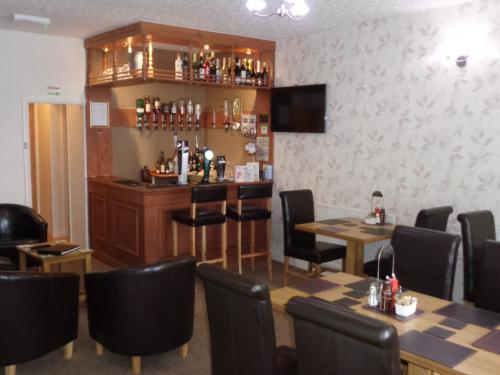 Newly decorated dining room /Bar