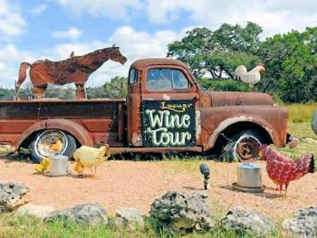 Wine Tours Truck