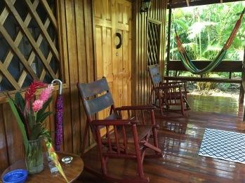 Mono Congo porch