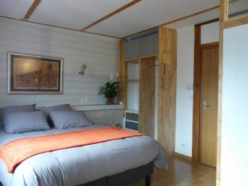 Studio-Vue sur Jardin-Appartement-Salle de bain Privée