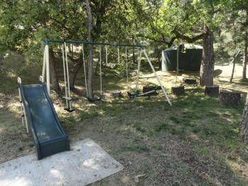Evergreen Haus - Yosemite Lodging - Playground