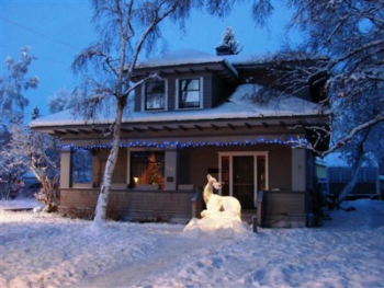 Alaska Heritage House Bed and Breakfast - Alaka Heritage House