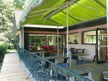 Terrasse du restaurant Fourchette & Bouchon