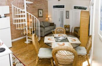 Ambrosia Key West  - Living Room