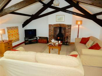 Luxury Cottage with En-suite Shower and Sea Views - Ivy Cottage